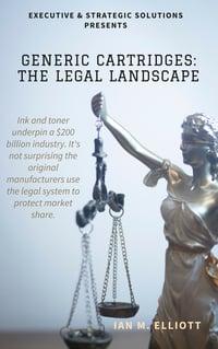 Book 6 - Generic Cartridges_ The Legal Landscape