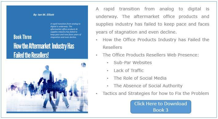 How the Office Products Industry has Failed the Resellers