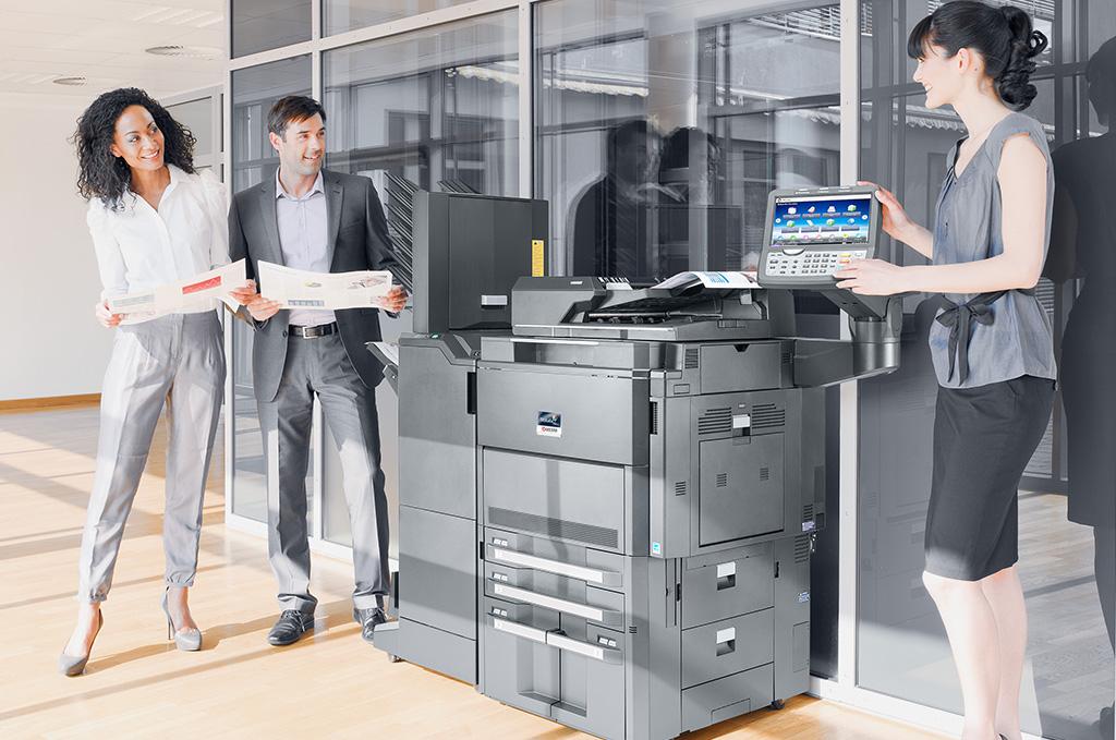 Kyocera Document Imaging Device